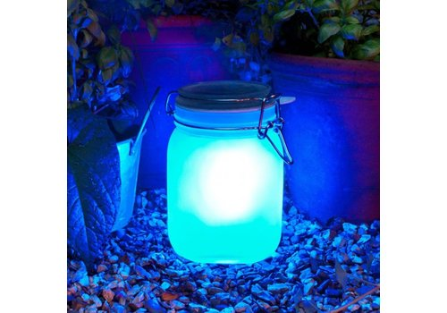 Suck UK Suck UK Sun Jar Zonne-Energie Lamp