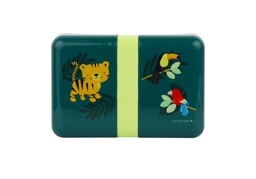 A Little Lovely Company A Little Lovely Company Lunch Box Jungle Tiger