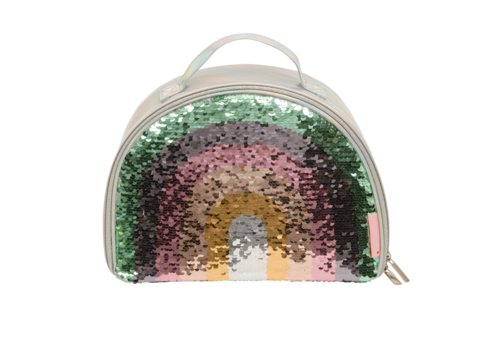 A Little Lovely Company A Little Lovely Company Cool Bag Rainbow Sequin