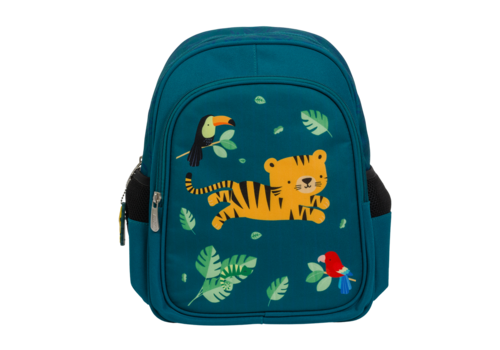 A Little Lovely Company A Little Lovely Company Backpack Jungle Tiger