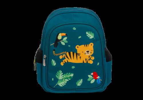 A Little Lovely Company A Little Lovely Company Backpack Jungle Tiger