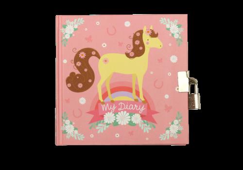 A Little Lovely Company A Little Lovely Company Mijn Dagboek Paard