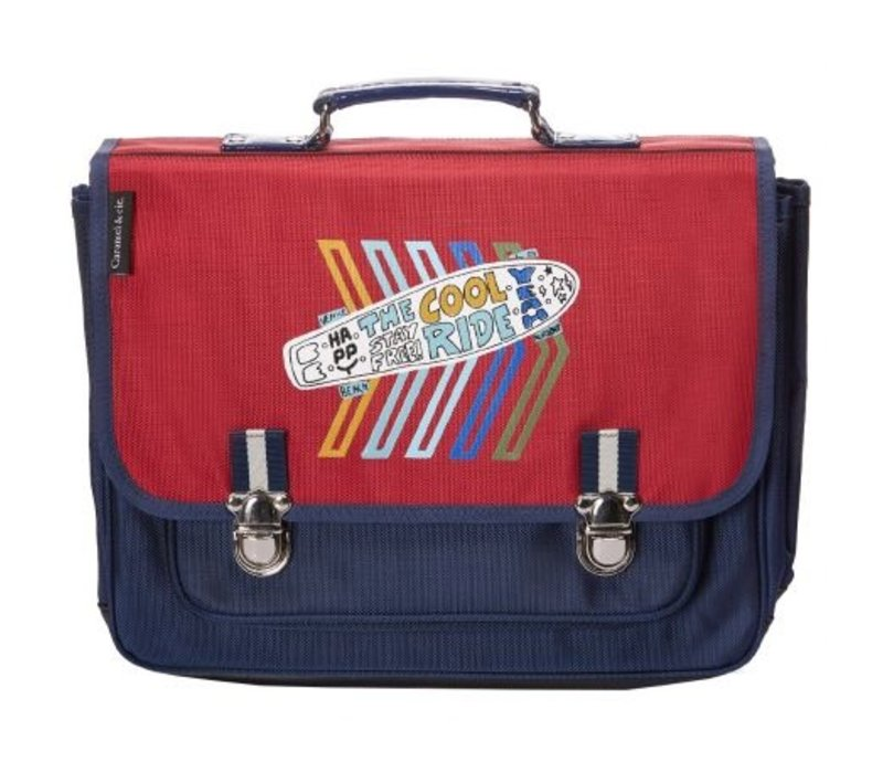 Caramel & Cie Schoolbag Cool Ride Large