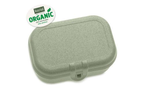 Koziol Koziol Compact Lunch Box Pascal Eucalyptus Green