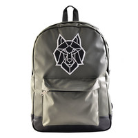 Caramel & Cie Backpack The Wolf