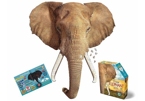 4M Madd Capp Jigsaw Puzzle I Am Elephant 700 pc