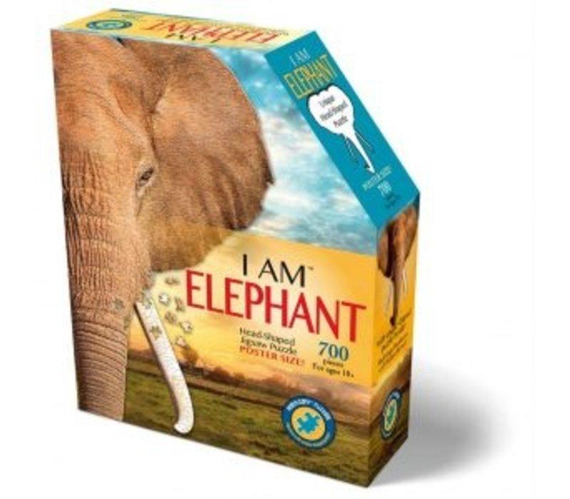 Madd Capp Legpuzzel I Am Elephant 700 st