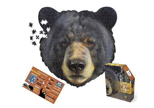 4M Madd Capp Jigsaw Puzzle I Am Bear 550 pc