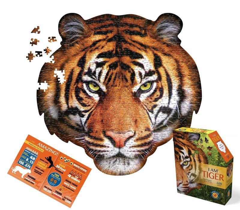 Madd Capp Legpuzzel I Am Tiger 550 st