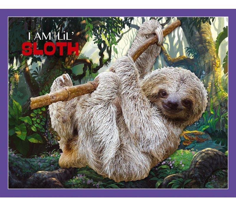 Madd Capp Legpuzzel I Am Lil Sloth 100 st
