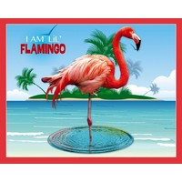 Madd Capp Jigsaw Puzzle I Am Lil Flamingo