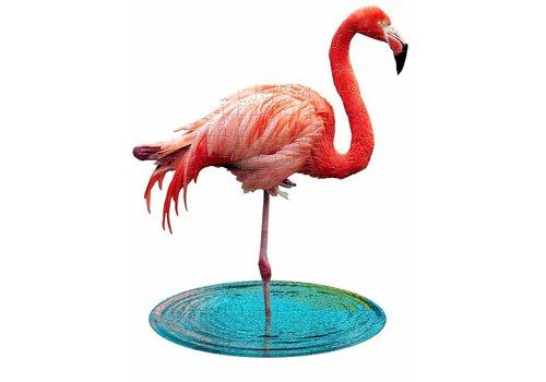 Madd Capp Madd Capp Legpuzzel I Am Lil Flamingo 100 st