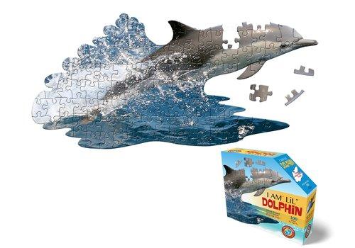 Madd Capp Madd Capp Legpuzzel I Am Lil Dolphin 100 st