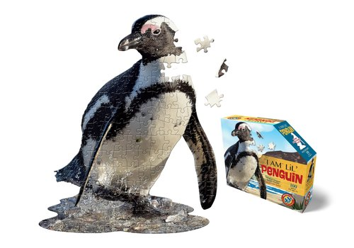 4M Madd Capp Jigsaw Puzzle I Am Lil Penguin