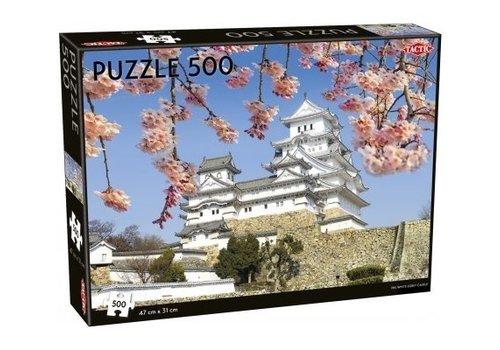 Tactic Tactic Legpuzzel The White Egret Castle 500 st