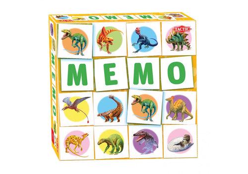 Tactic Tactic Dinosaurs Memo Game