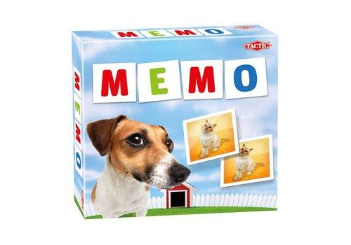 Tactic Tactic Pets Memo Game