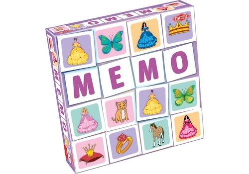 Tactic Tactic Pretty Memo Game