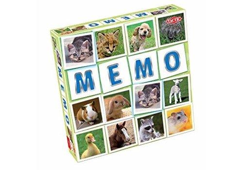Tactic Tactic Memospel Babydiertjes