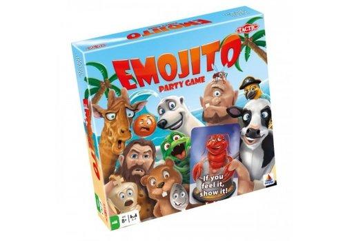 Tactic Tactic Emojito Board Game