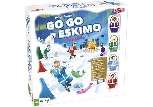 Tactic Tactic Go Go Eskimo  Board Game