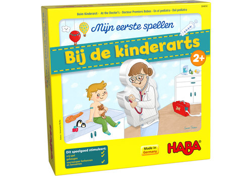 Haba Haba My Very First Games - At The Doctor's