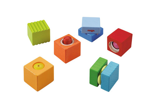 Haba Haba Discovery Blocks Fun with Sounds