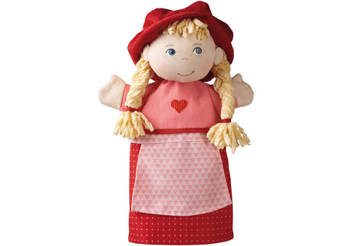 Haba Haba Glove Puppet Little Red Riding Hood