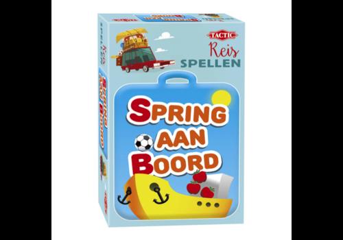 Tactic Tactic Spring aan Boord Reisspel