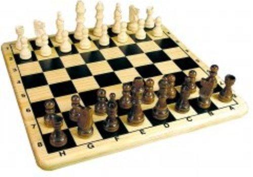 Tactic Tactic Schaakspel in Metalen Box