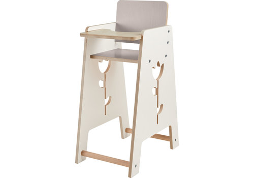 Haba Haba Doll's High Chair Tulip Dream