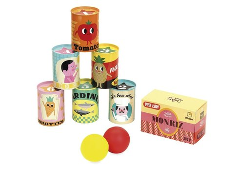Vilac Vilac Tin Can Alley Game