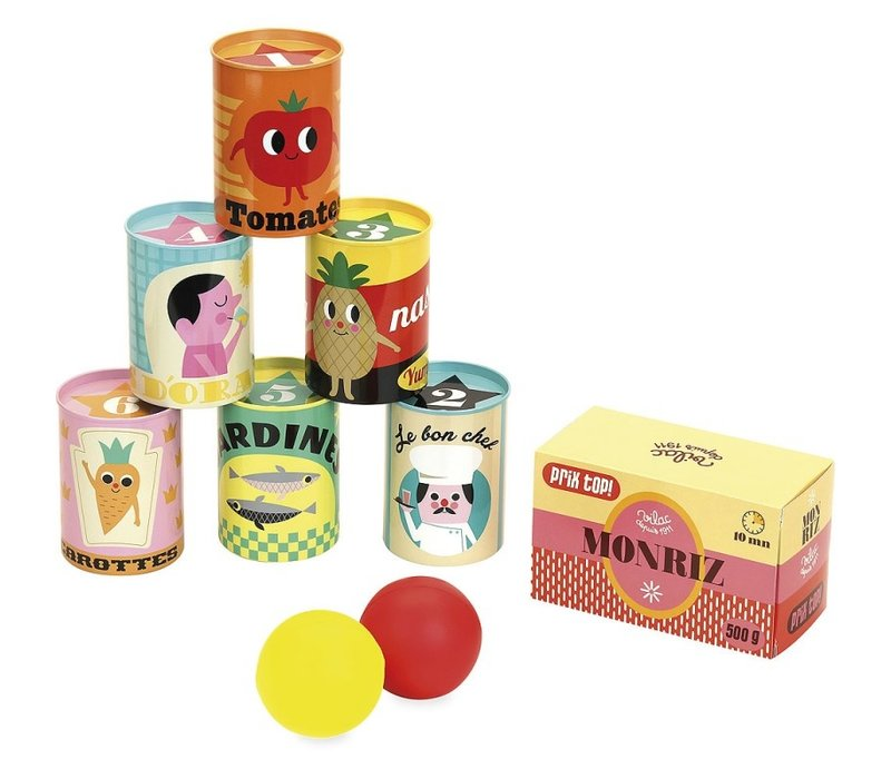 Vilac Tin Can Alley Game