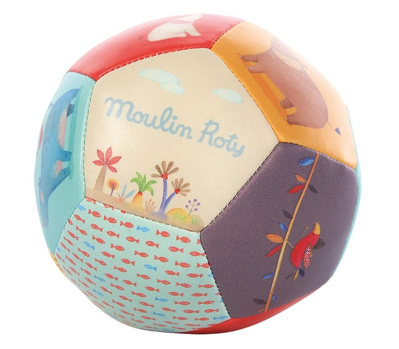 Moulin Roty Soft Ball Les Papoum