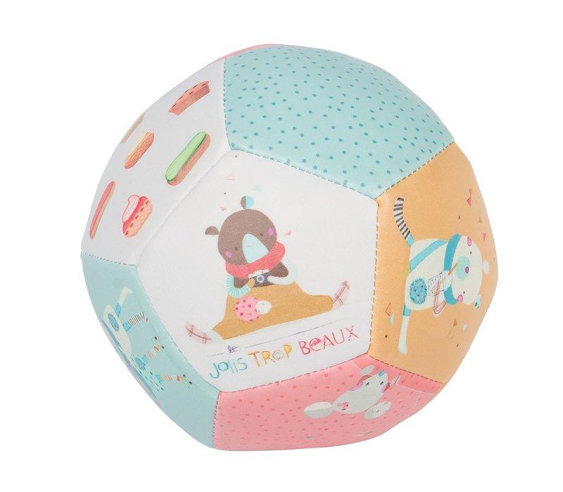 Moulin Roty Soft Ball 'Les Jolis Trop Beaux'