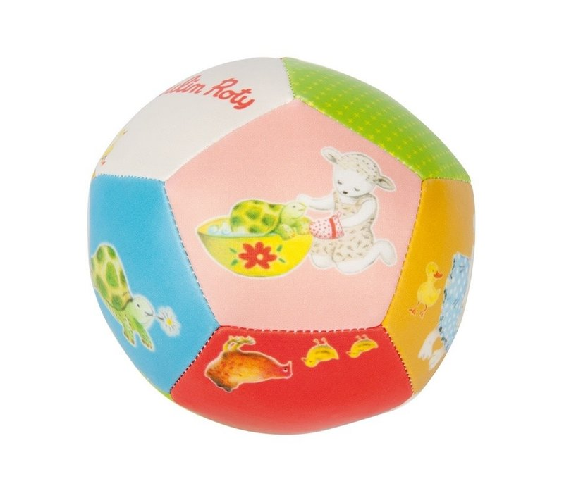 Moulin Roty Soft Ball 'La Grande Famille'