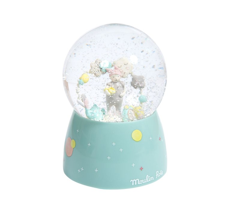 Moulin Roty Musical Snow Globe Les Petits Dodos