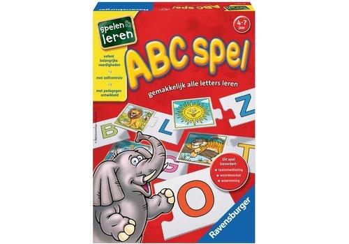 Ravensburger Ravensburger ABC Spel