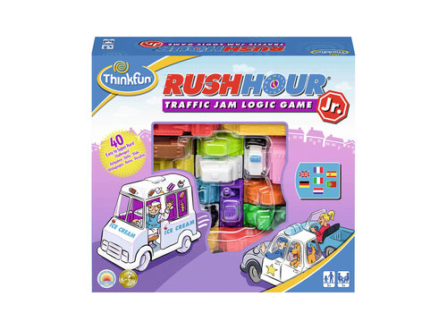 Thinkfun Thinkfun Rush Hour Breinbreker Junior