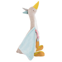 Moulin Roty Goose Soft Toy Olga 'Le Voyage d'Olga'