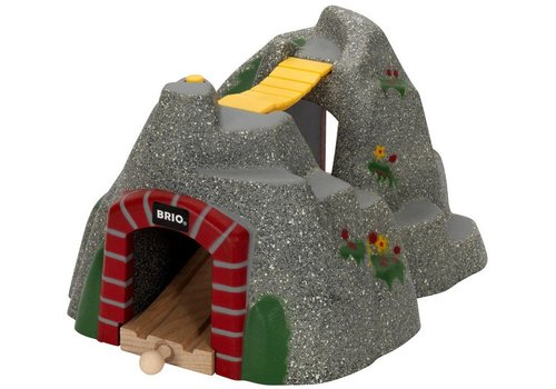 Brio Brio Avontuurlijke Tunnel