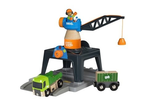 Brio Brio Smart Tech Container Crane