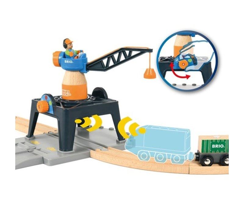 Brio Smart Tech Container Crane