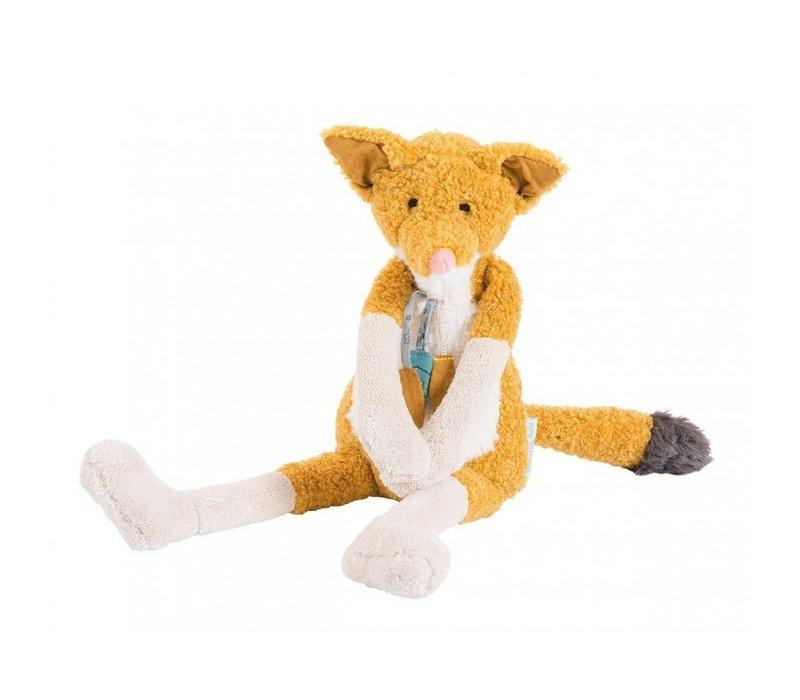 Moulin Roty Fox CuddlyToy 'Le Voyage d'Olga'