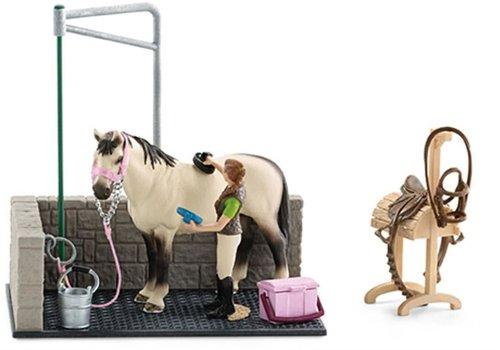 Schleich Schleich Wasbox voor Paarden