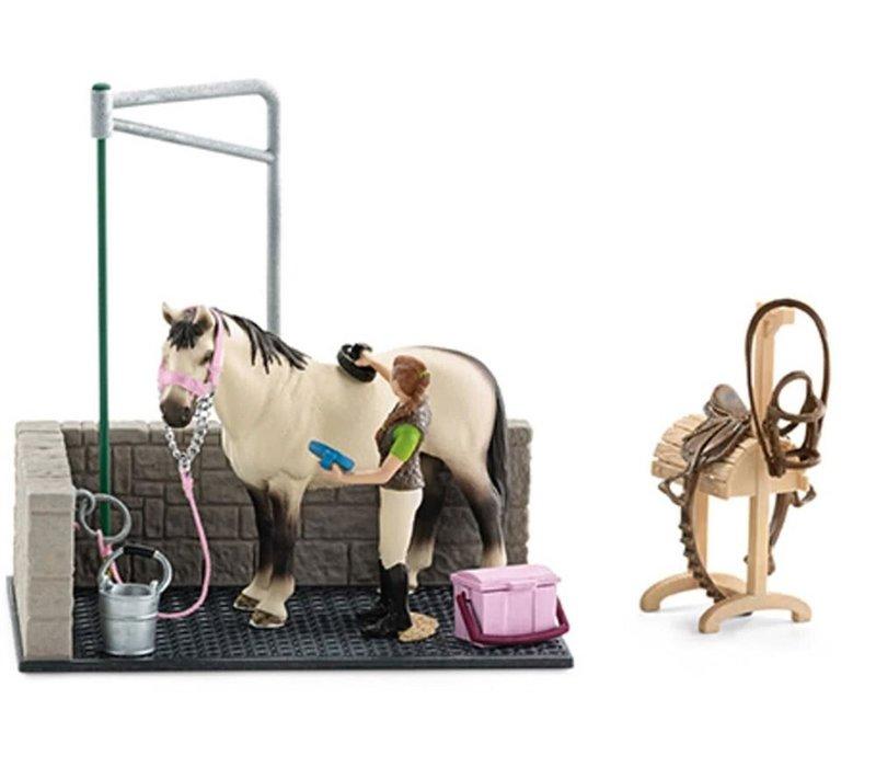Schleich Horse Washbox