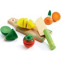 Djeco Fruit en Groenten Snij Set