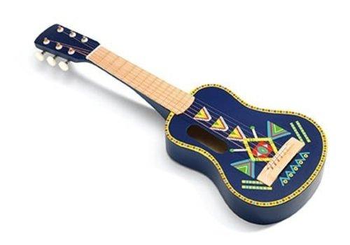 Djeco Djeco Animambo Guitar 6 Metallic Ropes