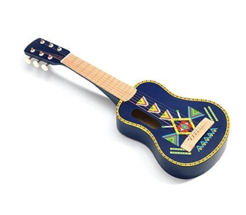 Djeco Animambo Guitar 6 Metallic Ropes