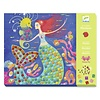 Djeco Djeco Mosaics Kit The Mermaids' Song